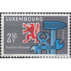 Luxembourg 1960. Artisanal...