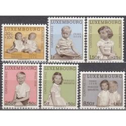 Luxembourg 1962. Princess...