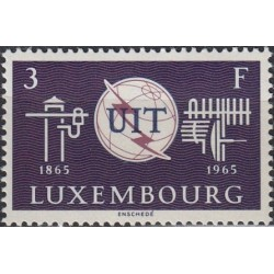 Liuksemburgas 1965....