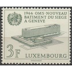 Luxembourg 1966. World...