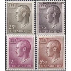Luxembourg 1966. Grand Duke...