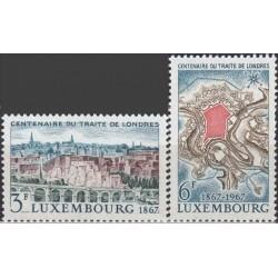 Liuksemburgas 1967....