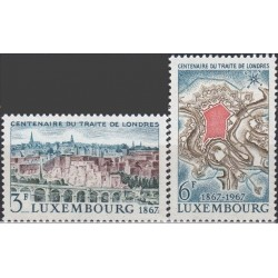 Luxembourg 1967. National...