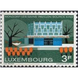 Liuksemburgas 1968. Mondorf...