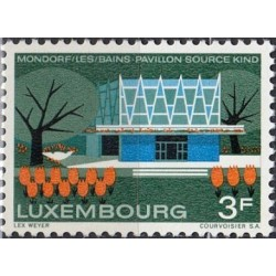 Luxembourg 1968....