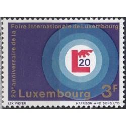Liuksemburgas 1968....
