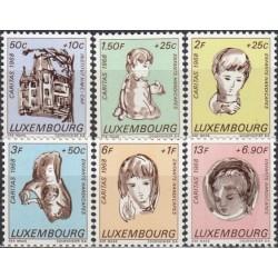 Liuksemburgas 1968. Vaikų...