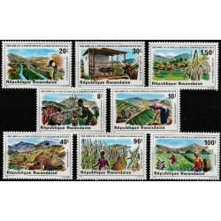 Rwanda 1980. Agriculture,...