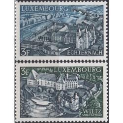 Luxembourg 1969. Landscapes