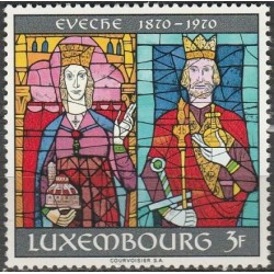 Luxembourg 1970. Grand Duke...