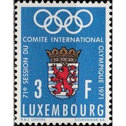 Liuksemburgas 1971....