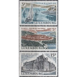 Luxembourg 1971. Landscapes