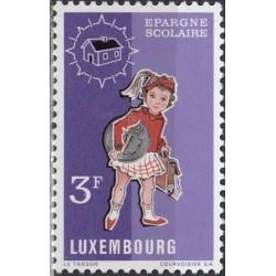 Luxembourg 1971. Savings...