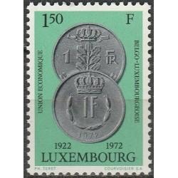 Luxembourg 1972. Economic...