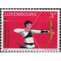 Liuksemburgas 1972. Šaudymo...
