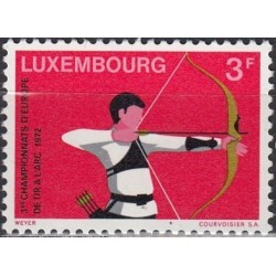 Luxembourg 1972. Shooting...
