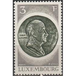 Luxembourg 1972. Robert...