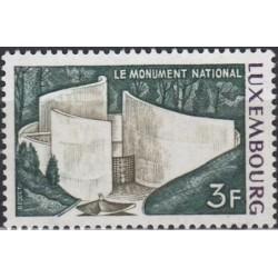 Liuksemburgas 1972. Monumentas
