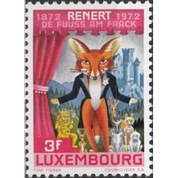 Liuksemburgas 1972. Lapinas...