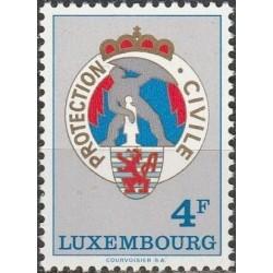 Luxembourg 1975. Civil...