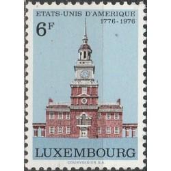 Liuksemburgas 1976. JAV...
