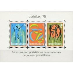 Luxembourg 1978. Philatelic...