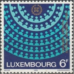 Luxembourg 1979. Parliament...
