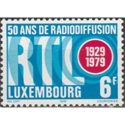 Luxembourg 1979. Radio