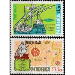 Madeira 1981. Salos atradimas