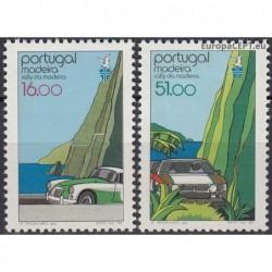 Madeira 1984. Rallye