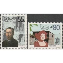 Madeira 1988. K. Kolumbas