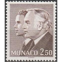 Monaco 1985. Royal families