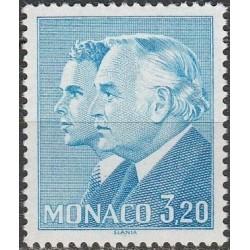 Monakas 1985. Karališkosios...