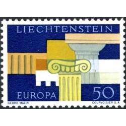 Liechtenstein 1963....