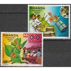Ruanda 1979. Kultūros