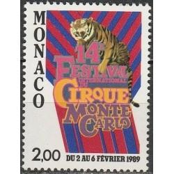Monaco 1988. Circus