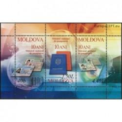 Moldova 2005. Nacionaliniai...