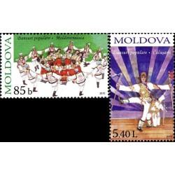 Moldova 2010. Dance