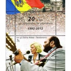 Moldova 2012. Singers