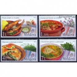Moldova 2014. Food and cuisine