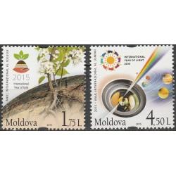 Moldova 2015. Gamtos ištekliai
