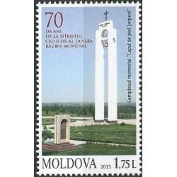 Moldova 2015. Second World War