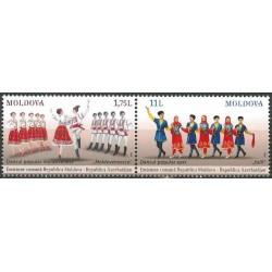 Moldova 2015. Folk Dances,...