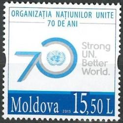 Moldova 2015. Jungtinėms...