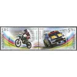 Moldova 2015. Motorsports