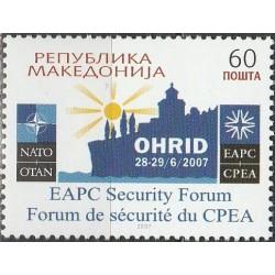 Macedonia 2007. Security Forum
