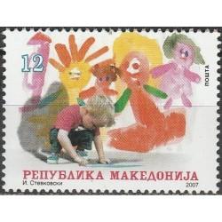 Makedonija 2007. Vaikų diena