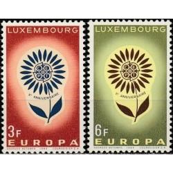 Liuksemburgas 1964. CEPT:...