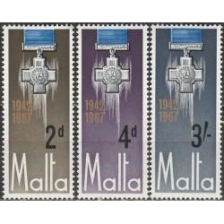 Malta 1967. George Cross