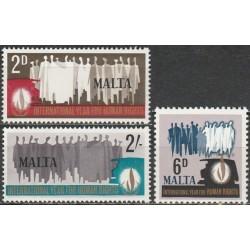 Malta 1968. Žmogaus teisių...